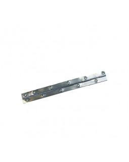 Петля рояльная Металлист 250 мм цинк