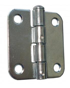 Петля накладная Металлист ПН5-40 цинк