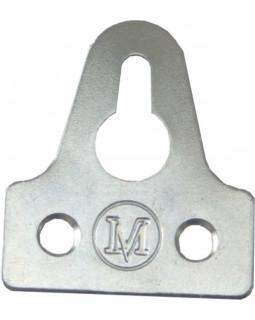 Подвеска мебельная Металлист 38*34 мм цинк