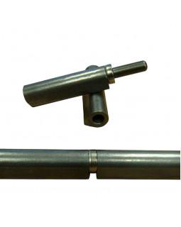 Петля каплевидная d 22 180 мм с подшипником