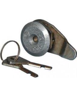 Замок мебельный ЧАЗ ЗМ1 под один ключ
