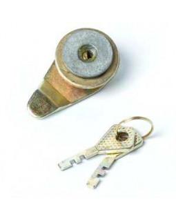 Замок почтовый ЧАЗ ЗП 1 под один ключ