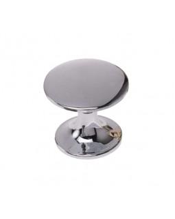 Ручка кнопка мебельная КНР 87 Хром