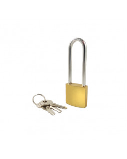 Замок Optoring Gold 32L mm под один ключ