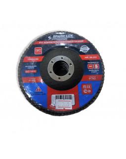 Круг шлифовальный Spark лепестковый 125-22,2 R40 (5 шт.)