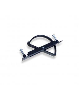 Ручка мебельная КНР нажимная потайная чёрная
