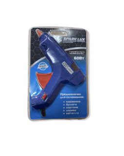 Пистолет клеевой Spark/X-pert 60W с выкл.